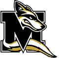 The Coyote - Monarch HS Logo